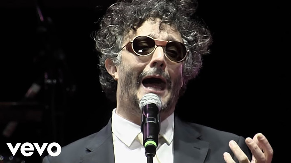 Fito Páez explica el significado de las canciones de su nuevo disco La conquista del espacio (VIDEO)