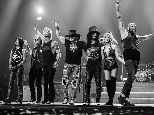 Guns N'roses en Lima: Concierto se realizará el 24 de noviembre en San Marcos