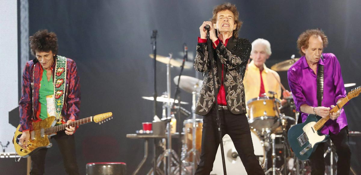 La prolífica vida amorosa de los Rolling Stones: siete esposas, 19 hijos y un puñado de escándalos