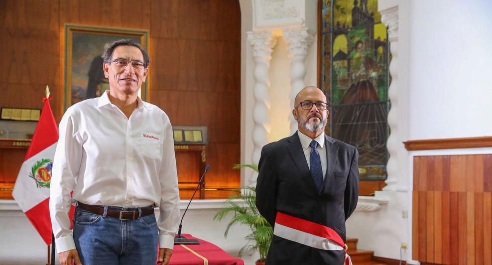 Martín Vizcarra cambia de estratega en el Minsa y designa a Víctor Zamora
