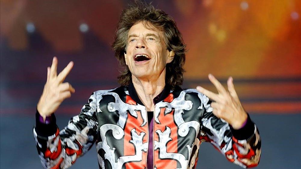 Mick Jagger sorprende en el tráiler de
