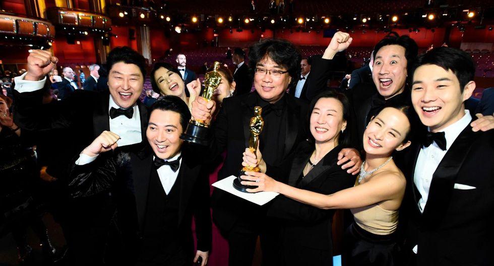 """Oscars 2020: """"Parasite"""" y su histórica noche en Los Ángeles"""