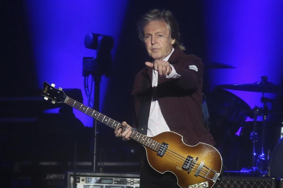 Paul McCartney confirma su participación en el Festival de Glastonbury pese a coronavirus