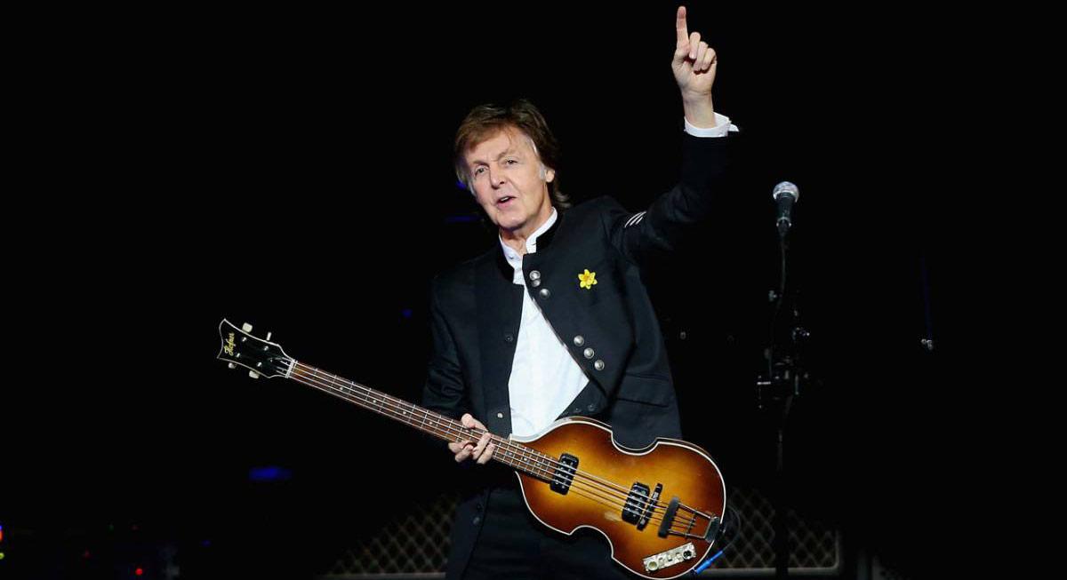 Paul McCartney estuvo en cárcel de Japón