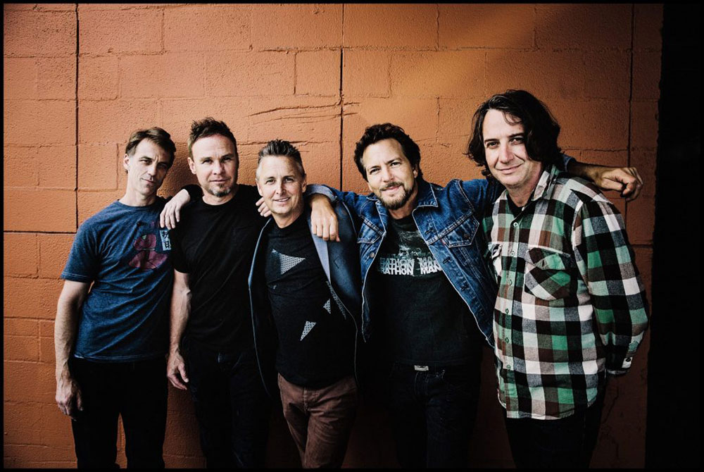 Pearl Jam pospone la gira hasta 2021, incluyendo Lollapalooza Paris y Estocolmo