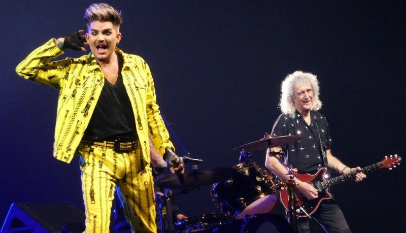"Queen inicia su gira ""Rhapsody"" en Seúl (+video)"