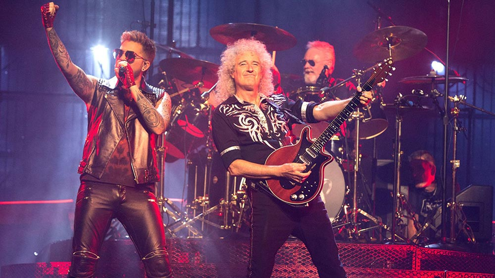 Queen reprograma las fechas de su gira europea por el coronavirus