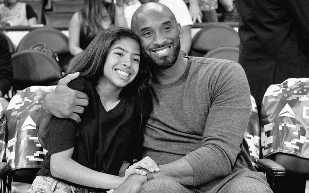 """""""Te amamos Kobe"""": el último adiós al ídolo en la cancha que lo vio brillar"""