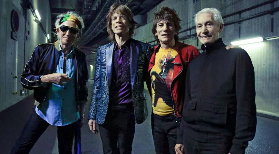 Una exposición fotográfica en Madrid repasa la trayectoria de los Rolling Stones