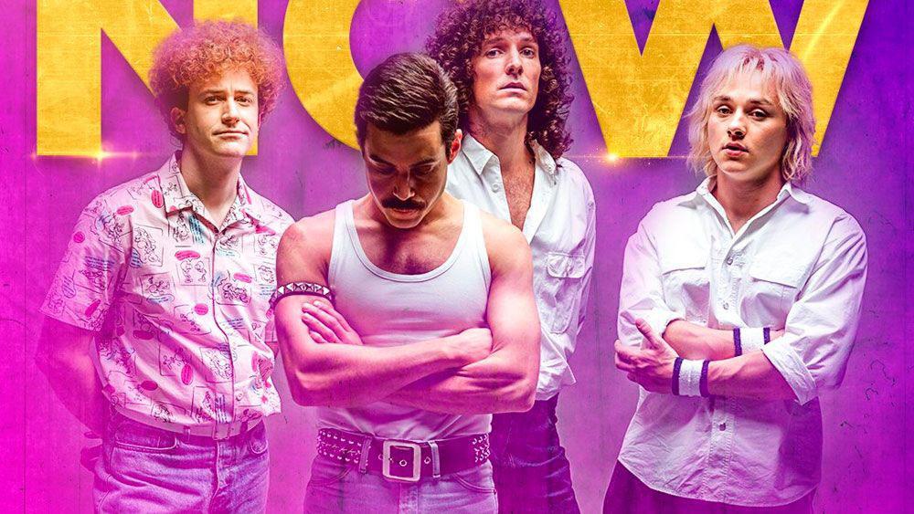 Presentación del lanzamiento de Bohemian Rhapsody en Madrid