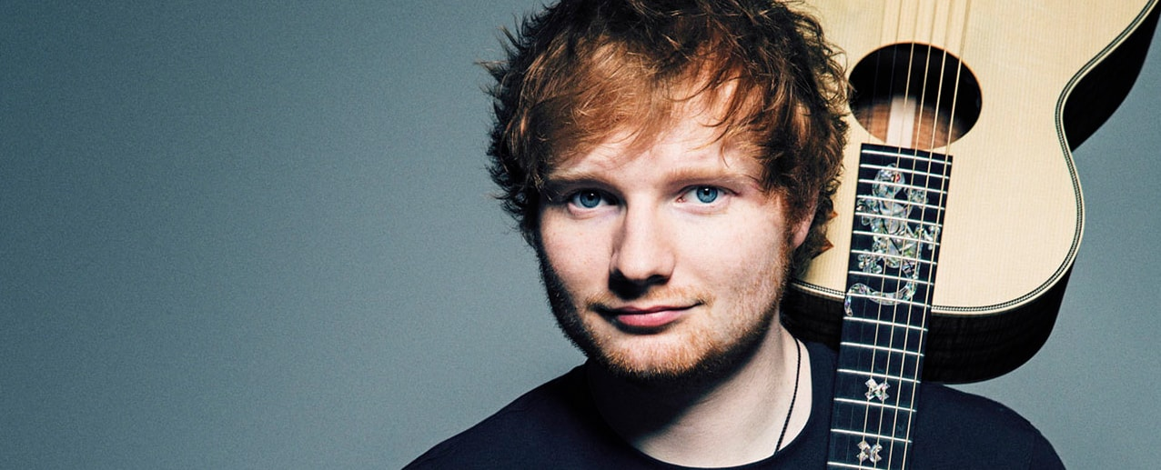 Ed Sheeran cerró su cuenta de Twitter tras su aparición en 'Game of Thrones'