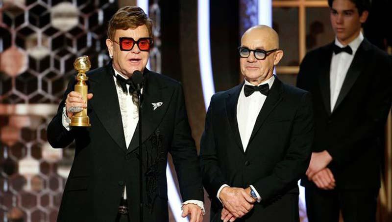Globo de Oro 2020: Elton John vuelve a ganar después de 25 años (VIDEO)