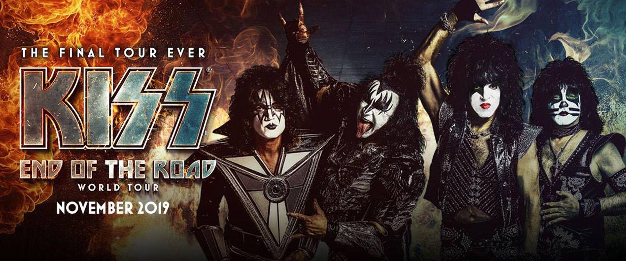 """Kiss """"End of the Road Tour"""": Estos son los países de Latinoamérica por donde pasará la gira de despedida"""