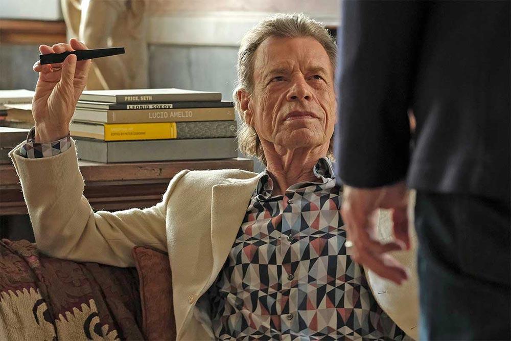 Rolling Stones: Mick Jagger confiesa que The burnt orange heresy podría ser su última película