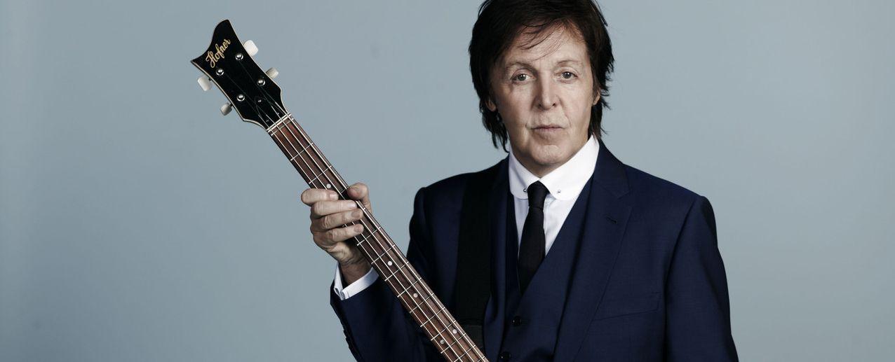 Paul McCartney ha escrito una canción sobre Donald Trump