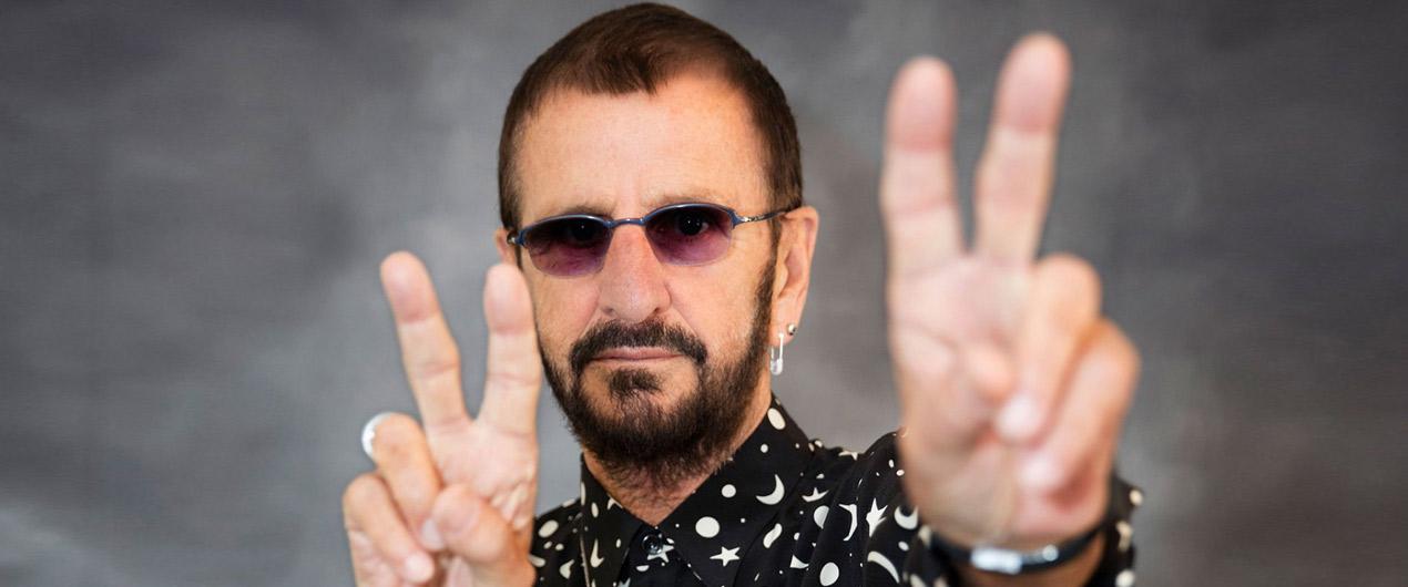 Álbum de reunión de The Beatles de Ringo (bueno, más o menos): ADRIAN THRILLS revisa ¿Cuál es mi nombre?