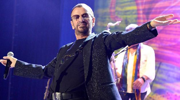 Ringo Starr cumplió 77 años y anunció nuevo disco