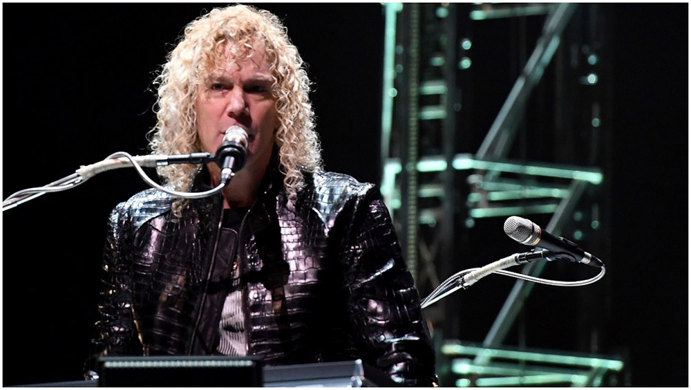 Tecladista de Bon Jovi da positivo al coronavirus