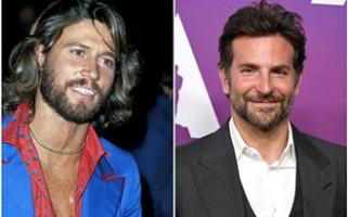 Bradley Cooper, cerca de interpretar a Barry Gibb en el