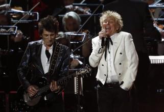 Brit Awards 2020: Rod Stewart cerró con broche de oro la gala evocando a The Faces (VIDEO)