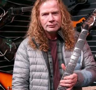 Dave Mustaine pone a la venta sus guitarras, amplificadores y accesorios