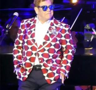 Elton John y Taron Egerton empiezan oficialmente la temporada de premios para