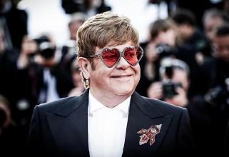 Elton John y Taron Egerton aparecen en el detrás de cámara de la canción principal de Rocketman