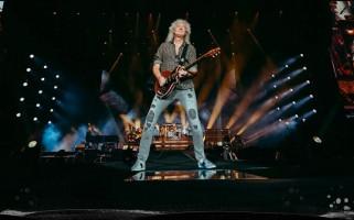 Queen reproduce su mítico concierto live aid por primera vez en 35 años