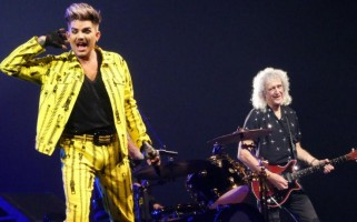 "Queen inicia su gira ""Rhapsody"" en Seúl (+video)"