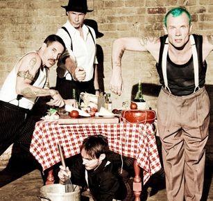 Red Hot Chili Peppers regresa a Sudamérica en 2018