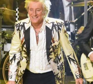 Rod Stewart anuncia concierto para agosto en la nueva Dickies Arena de Fort Worth