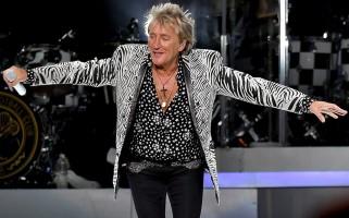 ¡Rod Stewart cerrará los Brit Awards 2020!