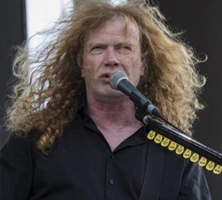 La lucha contra el cáncer de garganta del cantante de Megadeth: